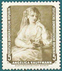 DDR (1959) Kauffmann. Scott # 439