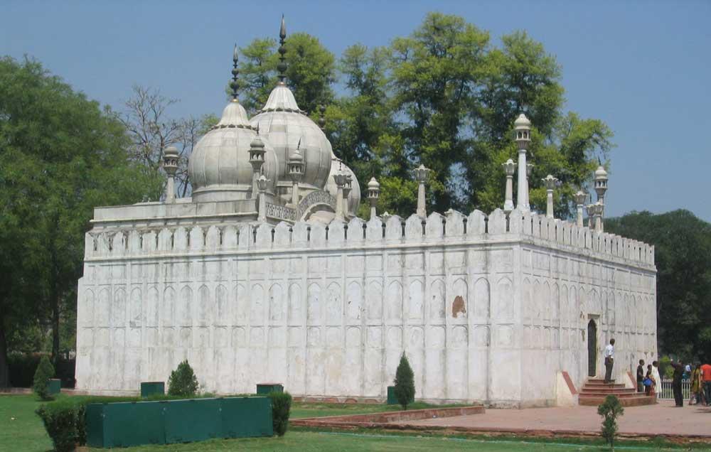 Moti Masjid Red Fort