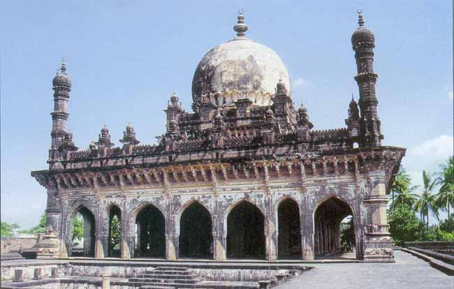 deccan art and architecture